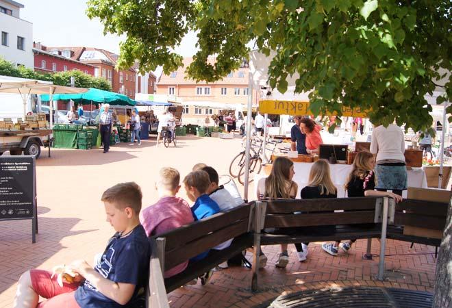 Regionalmarkt Barth
