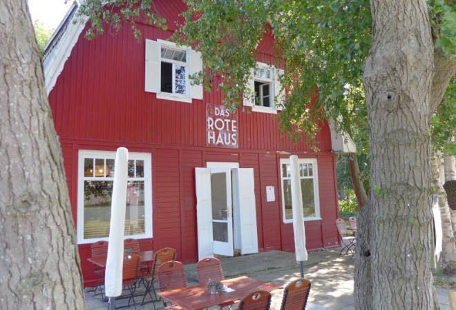 Das Rote Haus Hiddensee